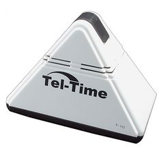 Tel-Time Pyramid Talking Alarm Clock - Talking Clocks - MaxiAids