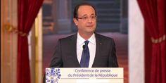 Hollande fait, lui aussi, son show