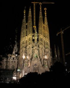 sagrada familia. need to go back to barcelona