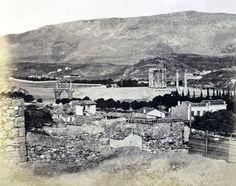 Πανοραμική άποψη Ολυμπιείου, 1870