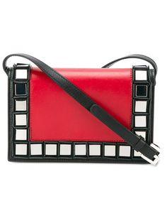 Tomasini mirror embellished crossbody bag