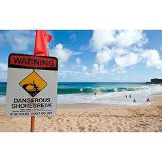 (Sandy Beach) Oahu, HI    The most broken necks and backs on Oahu take place here! A couple of miles away from Hanauma Bay