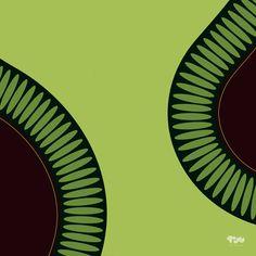 ZAKI ,estampa ideal para quadro,almofada e decoração. www.tjudesign.com