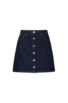 #denim #skirt #new #in #TALLYWEIJL