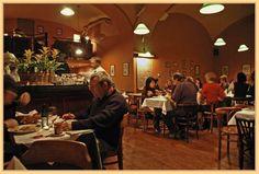 Cafe Kor restaurant in Budapest Cafe Kör