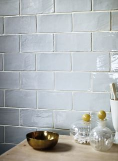 A Lovely Choice To Add Subtle Depth To A Kitchen Or Bathroom. This Metro  Style Tile Is Becoming A Popular Edition To Homes In