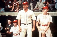 """""""There's no crying in baseball!"""": """"A League of Their Own,"""" a film about the sport's women pioneers, resonates at 25"""