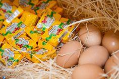 mesa doces galinha pintadinha - Amarelo Ouro