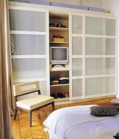 Stylish Bedroom Storage Ideas => http://smsmls.com/27516/bedroom-storage-ideas