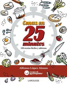 la cocina de aficionado: Cenas en 25 minutos
