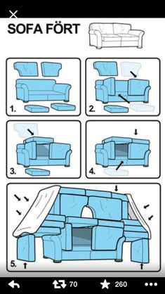how to make a fort