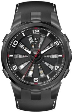 Perrelet Watch Turbine Skeleton #add-content #bezel-fixed #bracelet-strap-leather #brand-perrelet #case-depth-14-3mm #case-material-black-pvd #case-width-44mm #delivery-timescale-1-2-weeks #dial-colour-black #gender-mens #luxury #movement-automatic #official-stockist-for-perrelet-watches #packaging-perrelet-watch-packaging #style-dress #subcat-turbine-skeleton #supplier-model-no-a1081-1a #warranty-perrelet-official-2-year-guarantee #water-resistant-50m