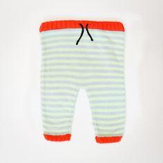 Stripey Spring Pants - Baby Degen