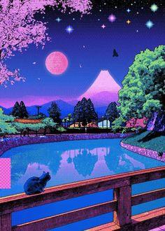 17 Best Pixel Art Wallpapers Images On Pinterest Pixel Art
