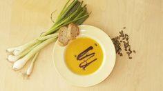 Hustá hokkaido polievka z jesennej úrody