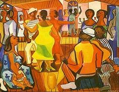 Emiliano Augusto Cavalcanti de Albuquerque Melo (September 6, 1897 – October 26, 1976), known as Di Cavalcanti, was a Brazilian painter who sought to produce a form of Brazilian art free of any noticeable European influences.