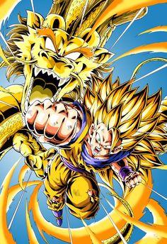 Goku dragon first Dragon Z, Dragon Ball Gt, Son Goku, Dragonball Anime, Dragonball Evolution, Dragon Ball Image, Super Anime, Ssj3, Ball Drawing