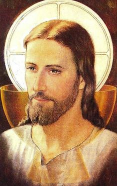 John Whomever eats my Body has life in him Pictures Of Jesus Christ, Religious Pictures, Christ In Me, In Christ Alone, Jesus Our Savior, Jesus Is Lord, Spiritual Paintings, Our Father In Heaven, Jesus Painting