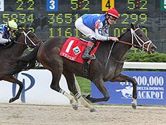 Robert Masterson's TEPIN picked an opportune moment for her first stakes score, as the 2-year-old filly ran down favorite Bahnah for a facile victory in the $500,000 Delta Princess Stakes (gr. III) at Delta Downs Race Track Casino Hotel Nov. 23