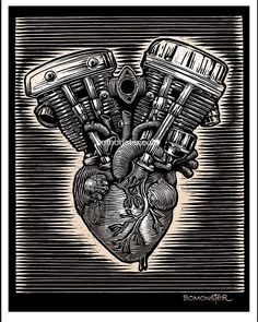 Exceptional Harley Davidson images are readily available on our site. look at this and you wont be sorry you did. Harley Tattoos, Harley Davidson Tattoos, Biker Tattoos, Harley Davidson Art, Motorcycle Tattoos, Motorcycle Art, Bike Art, Motocross Tattoo, Car Tattoos