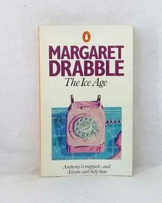 The Ice Age by Margaret Drabble vintage Penguin paperback Sleepy Bear, Vintage Penguin, Ice Age, Penguins, Ebay, Penguin