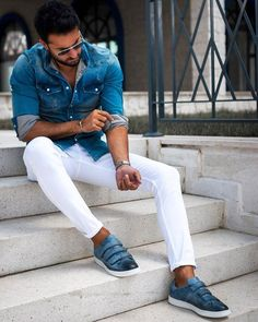 Guys style outfits casualmensfashion is part of Mens fashion - Mode Masculine, Stylish Men, Men Casual, Mode Man, Style Masculin, Mens Fashion, Fashion Outfits, Fashion Vest, Fashion Menswear