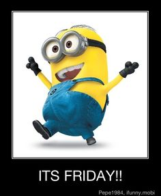 minions are the cutest things ever!!