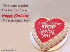Cute romantic quotes happy birthday images for love cute romantic happy birthday quotes for fiance fiancee . Birthday Wishes For Fiance, Happy Birthday Love Poems, Happy Birthday Status, Romantic Birthday Wishes, Birthday Quotes For Her, Happy Birthday Cakes, Special Birthday, Best Birthday Cake Images, Fiance Quotes