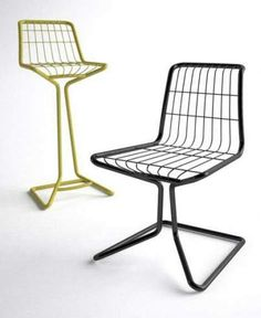 A-Chair Collection by Werner Aisslinger