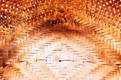 Copper Weaved Bowl