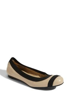 Stuart Weitzman 'Giveable' Flat available at #Nordstrom