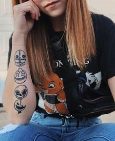 Trick r Treat tattoo. Done by Cory @ Capitol City Tattoo in Madison WI. Leg Tattoos, Tattos, Sleeve Tattoos, Cool Tattoos, Halloween Tattoo, Halloween Drawings, Dumbest Tattoos, Horror Movie Tattoos, Different Styles Of Tattoos