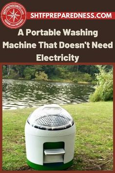 Is there such thing as a portable washing machine that doesn't require electricity? This post by SHTF Preparedness will teach you all about it. Efficiently cleaning your clothes is very important for survival enthusiasts, and this article will help you understand the process better. Take a look at this post now for more details. #portablewashingmachine #electricityfreewashingmachine #offgrid #offgridwashingmachine