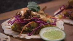 Masterchef Australia  - Pulled Chicken Tortillas