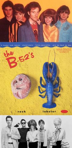 B-52S 1979--BY THIS TIME 54 WAS NEARING AN END FOR ME--THEY ONLY PLAYED DISCO, AND DIDN'T SEE THE TIDE CHANGING! THE SCENE WAS MOVING BACK TO ROCK--PUNK ROCK & NEW WAVE