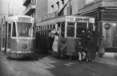Paseo de las Delicias, 1949 Fondo Fotográfico Santos Yubero. Archivo Regional de la Comunidad de Madrid