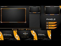 Packaging Design, Branding Design, Logo Design, Graphic Design, Display Banners, Twitch Channel, Try Harder, Photography Logos, Easy To Use