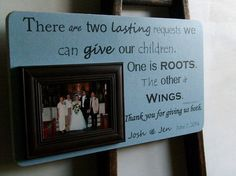 Personalized Frames 22x13  DellaLucilleDesigns on Etsy  ANY QUOTE
