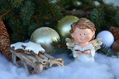 Imagem gratis no Pixabay - Natal, Anjo, Decoração