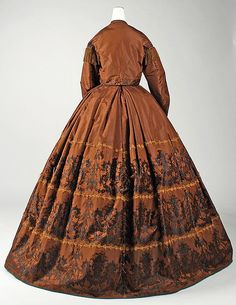 Historical Accuracy Reincarnated — whenasinsilks: Skirt and jacket, silk,...