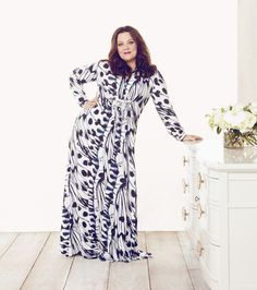 Spring Favorites from Melissa McCarthy Seven7: Melissa McCarthy Seven7 Cut-to-Fit Dress with Unfinished Hem