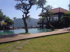 Villa Aman D'sini  #home #villa #ethnic #view #pool #design