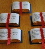 This would be a neat VBS craft. I love the idea!
