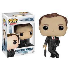 Sherlock Pop! Vinyl Figure Mycroft Holmes