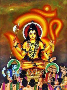 Om namo Shivay