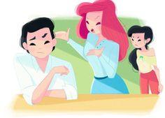 If Disney Princesses Were Moms http://subzero.topratedviral.com/article/if-disney-princesses-were-moms/promote/1001615