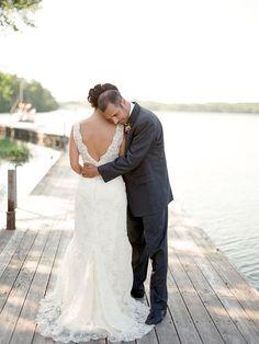Romantic Wedding Photos - Beautiful Wedding Photos | Wedding Planning, Ideas & Etiquette | Bridal Guide Magazine