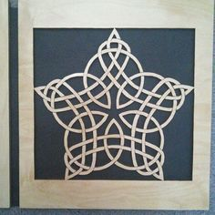Star of Ireland by MemoryShoppe on Etsy Celtic Pride, Irish Celtic, Celtic Symbols, Celtic Art, Celtic Knots, Celtic Quilt, Celtic Knot Designs, Celtic Patterns, Irish Blessing