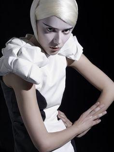 IFA Paris Student Work: Fashion school in Paris and Shanghai | 2010 Photoshoot