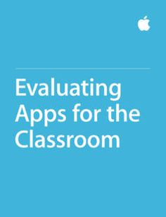 Tens of thousands of education apps on the App Store cover everything from math and science to foreign languages and reading. To help you choose the best apps Bring Your Own Device, Apps For Teachers, Great Apps, Mobile Learning, Reading Challenge, Foreign Languages, Educational Technology, Free Ebooks, Classroom